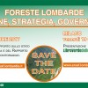 Save the date – Foreste lombarde